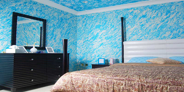 نقاشی ساختمان با رنگ بلکا با قیمت مناسب