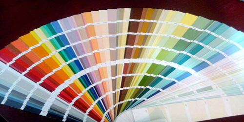 کاتالوگ رنگ اکریلیک ساختمان