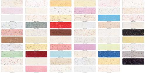 کاتالوگ رنگ مولتی کالر ساختمان